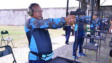 Photo of Meriahkan HUT ke-70, Lantamal V Gelar Lomba Menembak Pistol dan Senapan Angin