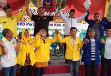 Photo of Tiga Parpol Bersatu Menuju Pemilihan Bupati Gresik  Tahun 2020