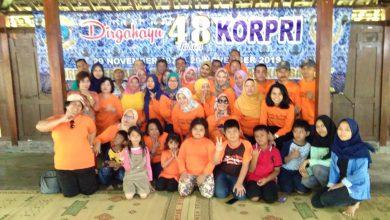 Photo of PNS Lanal Yogyakarta Adakan Kegiatan Family Gathering