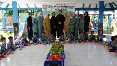 Photo of Peringati HUT YHT ke – 73, TK Hang Tuah XX Cilacap Gelar Makan Ikan Bareng