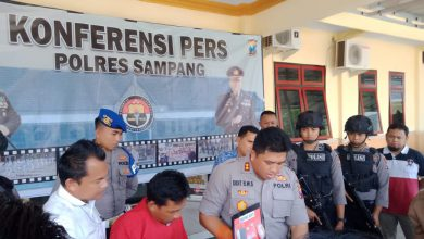 Photo of Sempat DPO, Bandar Shabu Asal Kecamatan Sokobanah Keok Di Tangan Satnarkoba Polres Sampang