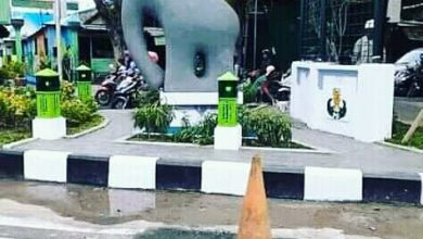 Photo of Landmark Patung Gajah Mungkur Jadi Bahan Omongan