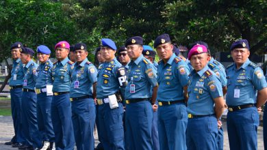Photo of Catatan Pelanggaran Nol Persen Diakhir Tahun 2019, Komandan Lantamal V Apresiasi Prajurit dan PNS Jajarannya