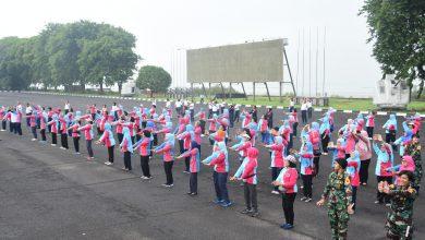 Photo of Drumband AAL Meriahkan Rangkaian Peringatan HUT Ke-2 Paguyuban Purnawirawan Kowal di AAL