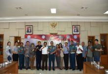 Photo of Satukan Persepsi Lanal Denpasar Gelar Coffe Morning Bersama Unsur Maritim Benoa