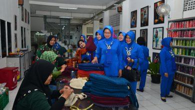 Photo of Ketua dan Pengurus CBS Jalasenastri AAL Kunker Bidang Ekonomi dan Budaya di Jogyakarta