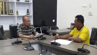 Photo of Lima Usulan Yang Mendesak Komunitas Info Sekitar Menganti Disampaikan Ketua DPRD Gresik Secara Tertulis