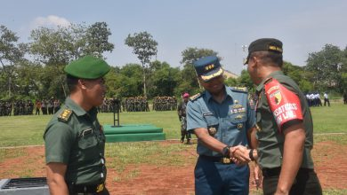 Photo of Asops Danlantamal V ikuti Apel Gelar Pasukan Pengamanan VVIP