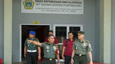 Photo of Kodim 0817/Gresik Laksanakan Apel Gelar Pasukan PAM VVIP DI LAPANGAN KOARMADA II SBY