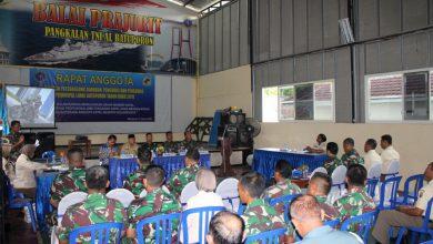 Photo of Rapat Anggota Sahkan Pertanggung Jawaban Pengurus dan Pengawas Primkopal Lanal Batuporon Tahun Buku 2019