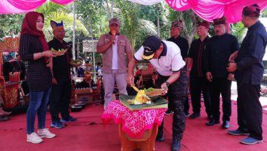 Photo of Danlanal Banyuwangi Hadiri Hari Jadi Ke-2 Wisata Kampung Sidat Osing Jopuro