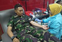 Photo of 20 Prajurit Lantamal V Sumbang Darah Pada Perayaan Natal Bersama TNI – Polri I