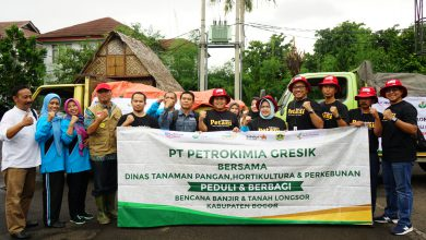 Photo of Petrokimia Peduli Terhadap Bencana Korban Banjir dan Longsor