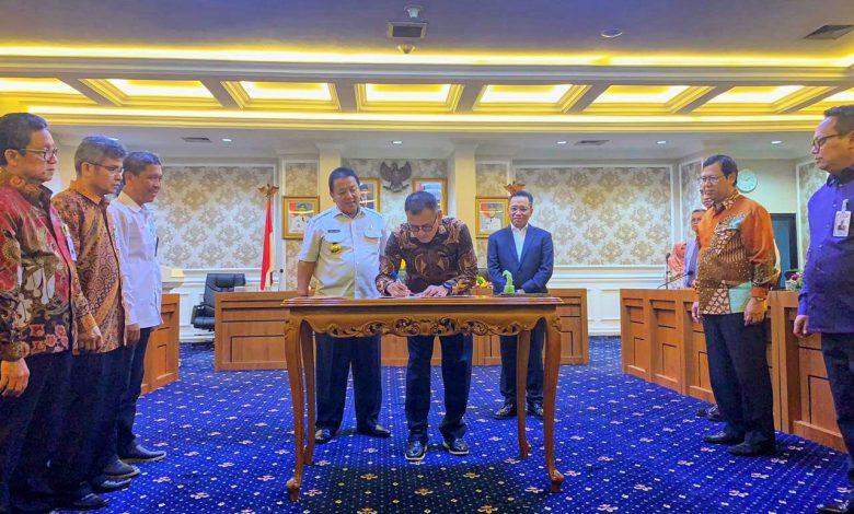 Photo of Petrokimia Gresik Dukung Program Percepatan Pembangunan, Khususnya Peningkatan Produktivitas Pertanian Di Wilayah Provinsi Lampung