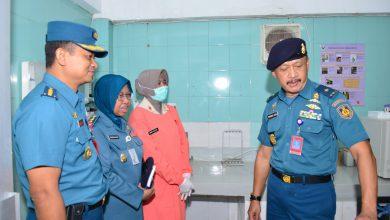 Photo of Kadiskesal Bangga, Rumkital Dr. OEPOMO Peroleh Predikat Madya