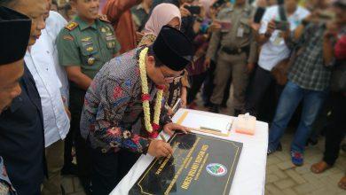 Photo of Dandim 0817/Gresik Dampingi Kunker Menteri Desa-PDTT RI di Wahana Edu Wisata Lontar Sewu