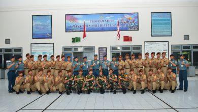 Photo of Sepekan Berlatih, Lattek Admin Game Kamla Taruna AAL Koprs Pelaut Resmi ditutup