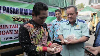 Photo of Operasi Pasar Mandiri, Stabilkan Harga Bawang Putih