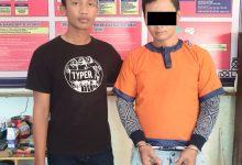Photo of Satreskrim Polsek Ujungpangkah Borgol Pembawa Narkoba