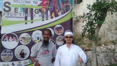 Photo of Habib Ismail Alhabsyi Kunjungi Wisata Alam Setigi