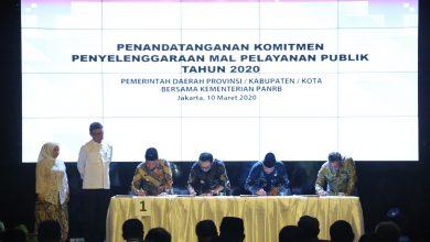 Photo of Disaksikan Menpan-RB, Pemkab Gresik Tandatangani Komitmen Pelayanan Publik Dengan Hadirnya Mal Pelayanan Publik