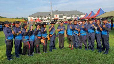 Photo of Prajurit Yonmarhanlan V Ikuti Competion Archery Dalam Rangka HUT Pasmar 2