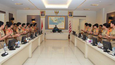 Photo of 44 Taruni AAL Terima Pembekalan Wakadilmiltama Laksma TNI Dr.Sinoeng