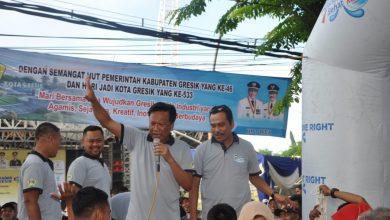 Photo of Dihadapan 15 Ribu Masyarakat, Bupati Gresik Berikan Warning Bagi Penimbun Masker Ditengah Isu Corona