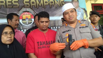 Photo of Di Hadiahi Timah Panas,Pelaku Perampokan Mini Market Ternyata Seorang Residivis.
