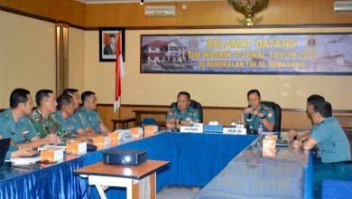 Photo of Wujudkan Efektivitas dan Efisiensi Pelaksanaan Program Kerja Tim Itjenal Lakukan Wasrik Di Lanal Semarang