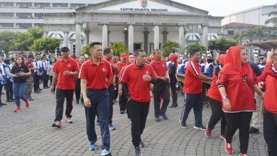Photo of Danlanal Semarang Hadiri Peringatan Hari jadi Kota Semarang Ke-473