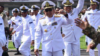 Photo of Gubernur AAL Hadiri Upacara Pelantikan Dikmata TNI AL