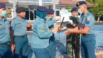 Photo of Deteksi Dini Pencegahan Dan Penyebaran Corona Codid 19 Di Lingkungan Mako Lanal Semarang