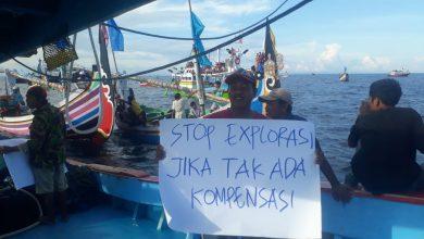 """Photo of Tolak Explorasi Migas, GSM """"Usir"""" HCML"""