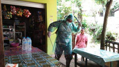 Photo of Tentara Juga Mahir Fogging Nyamuk
