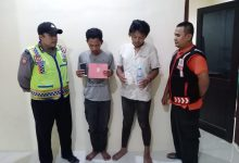Photo of Unit Reskrim Polsek Benjeng Borgol dua Tersangka Penyalagunaan Narkotika