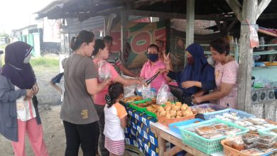 Photo of Diberlakukan PSBB Penjual Gorengan Kena Dampak Penurunan Hasil