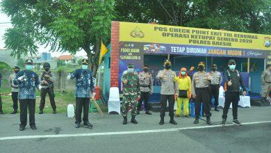 Photo of PSBB di Gresik Diberlakukan, 17 Titik Check Point dan Aturan Jam Malam
