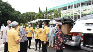 Photo of Petrokimia Gresik Berikan Bantuan APD Dan Obat-Obatan Untuk Empat Rumah Sakit