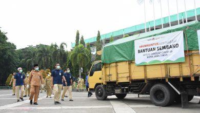 Photo of Petrokimia Gresik Peduli, Salurkan 28 Ribu Paket Sembako Dan Alat Medis