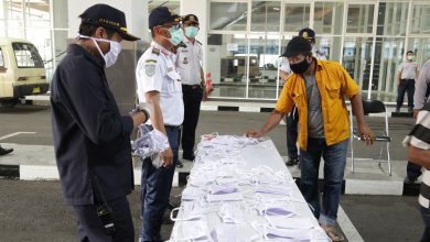 Photo of Cegah Covid-19, Dishub Surabaya Terapkan Protokol Transportasi di Terminal