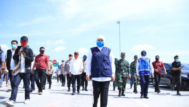 Photo of Gubernur Khofifah Monitor Check Point Masuk ke Jatim Lewat Tol NgawiTotal Sudah 1.170 Kendaraan Diminta Putar Balik di 8 Titik Pintu Masuk Jatim