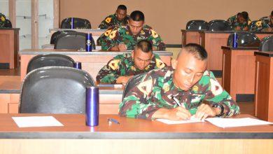 Photo of Proses Penentuan Korps, 115 Taruna Tingkat l Angkatan ke-68 Jalani Psikotes