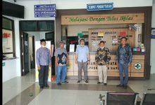 Photo of Anggota DPRD Gresik Komisi IV KKDD Di Puskesmas Dapet Terkait Penanganan Covid-19