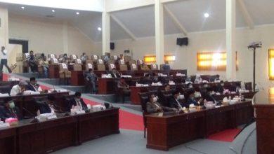 Photo of Dampak Pandemi Covid 19,LKPJ Bupati Tahun 2019,Di Sampaikan Via Teleconferense