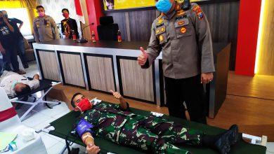 Photo of Demi Kemanusiaan Danlananal Batuporon Sumbangkan Darahnya