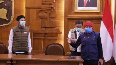 Photo of Dua Daerah di Jatim Masih Hijau, Gubernur Khofifah Minta Bupati Sampang dan Sumenep Berbagi Resep Rahasia