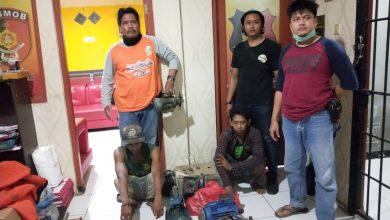 Photo of Dua Pencuri Di Desa Kepatihan Diborgol Tim Pidum Polres Gresik