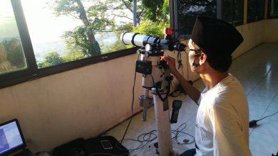 Photo of Di Tengah Pendemi Corona, LFNU Gresik Tetap Gelar Rukyatul Hilal