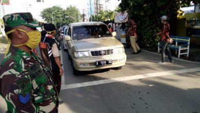 Photo of Lanal Tegal Turut Andil Dalam Pemberlakuan PSBB di Kota Tegal